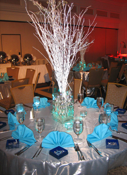 Elaborate Centerpieces