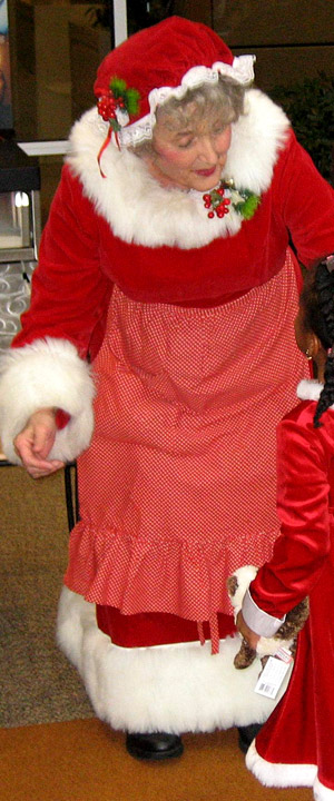 Mrs. Claus character
